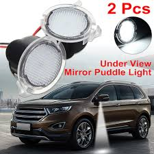 led side rear view mirror puddle lights for ford focus f150 raptor
