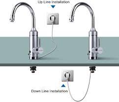 Pudin Armatur Mit Integriertem Durchlauferhitzer Pudin Einstellbare Leistung Professional Elektrischer