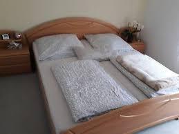 schlafzimmer massivholz buche komplett eur 107 00
