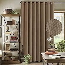 Primitive Living Room Curtains by Amazon Com Blackout Blinds For Patio Door Sliding Door