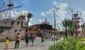 Wahana Wisata Jogja Bay