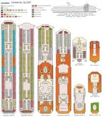 Disney Wonder Deck Plan by Deck Plans For Carnival Glory Deck Design And Ideas
