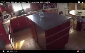 Pantry Cabinet Ikea Hack by Custom Ikea Kitchen Island Ikea Hackers Ikea Hackers
