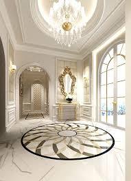 Interior Design Marble Flooring
