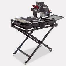 Dewalt Tile Cutter D24000 by Dewalt D24000 Wet Tile Saw With Slide Table 240v D24001 Leg Stand