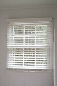 Decorating White Mini Blinds Lowes For Enchanting Home Decoration