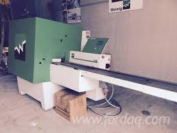 used 2011 weinig cube four side planer for sale in germany