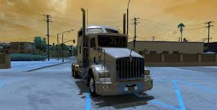 Kenworth T800 Truck - ATS Mod | American Truck Simulator Mod