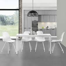 esstische küchentische en casa esstisch herford weiß