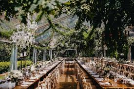 Luxurious Outdoor Tent Wedding Dom And Sunnys Sydney