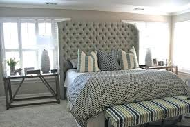 Roma Tufted Wingback Headboard Dimensions by Tufted Wingback Headboard King 62 Inspiring Style For The Roma