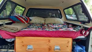 Camping Truck DIY - Album On Imgur Overland Trucks Offer Offthegrid Camping In The American West Curbed Truck Camping A Guide To Living Out Of Your Idea Pinterest Camper And Filejordan Anderson Racing On Track At Daytona Bommarito Automotive F150 Setup Youtube Nascar World Series Primer Intertional The Lweight Ptop Revolution Gearjunkie 2018 Gmc Sierra 1500 Denali Review Cure For Home Four Wheel Campers Low Profile Light Weight Popup Pickup Fall Colours Colors Forest Mammoth Cave Burgess Woods With Honda Ridgeline