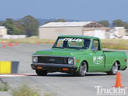 2011 Throwdown - Performance Truck Shootout - 1972 Chevy C10 ...