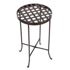 Patio Plant Stands Wheels by Shop Plant Stands At Lowes Com