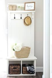 Bench Shoe Storage by Entry Hall Bench Shoe Storage 3 Diy Ideas To Help Customize Your