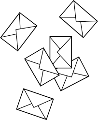 Clip art mail