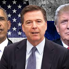 FBI Director James Comey Fired By Donald Trump