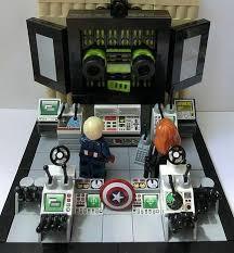 lego moc hail hydra captain america and black widow vs