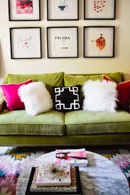 Broyhill Emily Sofa Navy by Best 10 Green Couch Decor Ideas On Pinterest Green Sofa Velvet