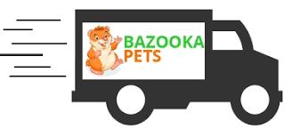 modes de livraison bazooka pets