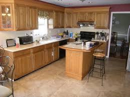 scandanavian kitchen interior hardwood cabinet resurfacing
