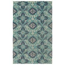 Teal Living Room Rug by Teal Rugs Flooring The Home Depot