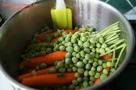 petits pois carottes et oignons nouveaux ou comment le printemps