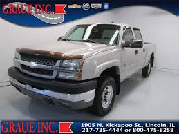 Chevrolet Silverado 2500 For Sale In Springfield, IL 62701 - Autotrader