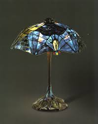 Duffner And Kimberly Lamps by Lct 062 Bat Lamp Dark Coloring Genuine Tiffany Lamps