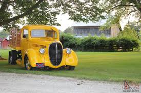 100 Antique Truck 1938 Ford Flat Bed Stake Side Show Ready Restored Street Rod