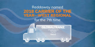 100 Reddaway Trucking Honored As The 2018 Western Regional LTL Carrier Partner Of