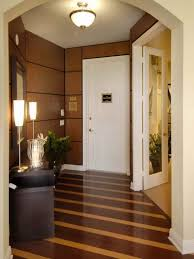 creative entry lighting ideas including wood framed wall