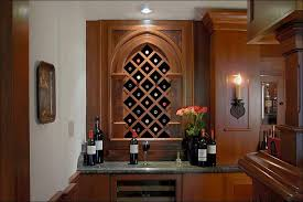 Tuscan Wine And Grape Kitchen Decor by Norman Orr Kitchen Casework Wine Rack