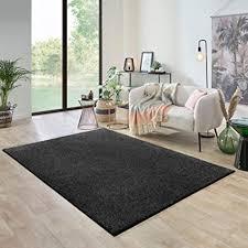 carpet studio ohio teppich wohnzimmer 160x230cm weicher kurzflor teppich wohnzimmer esszimmer schlaffzimmer pflegeleicht geruchsneutral