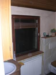 badezimmer außenwand in holzständerbauweise sanieren