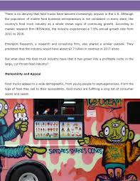 U.S. Food Truck Business: A Booming Industry Growing 7.9% Annually ...