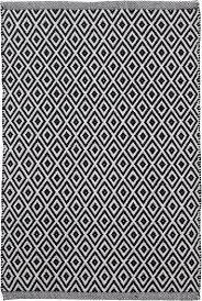 badvorleger erin im boho style grau weiß