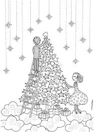 Christmas Printable Coloring Page