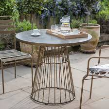 Outdoor Round Metal Table With Ceramic Tile Top Brompton Metal Garden Rectangular Set Fniture Compare 56 Bistro Black Wrought Iron Cafe Table And Chairs Pana Outdoors With 2 Pcs Cast Alinium Tulip White Vintage Patio Ding Buy Tables Chairsmetal Gardenfniture Italian Terrace Fniture Archives John Lewis Partners Ala Mesh 6seater And Bronze Home Hartman Outdoor Products Uk Our Pick Of The Best Ideal Royal River Oak 7piece Padded Sling Darwin Metal 6 Seat Garden Ding Set