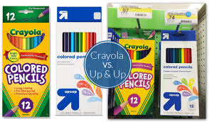 crayola vs up 038 up school supplies at target the krazy