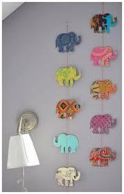 Homemade Bedroom Decor Captivating Elephant Stuff Art