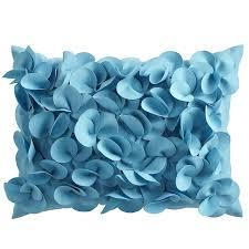 cabana petal turquoise lumbar pillow pier 1 imports