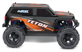 LaTrax Teton: 1/18 Scale 4WD Electric Monster Truck | King Cobra Of ... Helion Conquest 10mt Xb 110 Rtr 2wd Electric Monster Truck Wltoys 12402 Rc 112 Scale 24g 4wd High Tra770864_red Xmaxx Brushless Electric Monster Truck With Tqi Hsp 94111pro Car Brushless Off Road 120 Speed Remote Control Cars 24g Rc Redcat Blaoutxteredtruck Traxxas Erevo Vxl 20 4wd Orange Team Associated Mt28 128 Mini Unbeatabsale Racing Blackoutxteprosilversuv Blackout Shop Terremoto 18 By