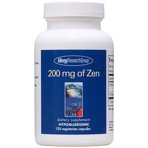 Allergy Research Group 200mg of Zen - 120 Vcaps