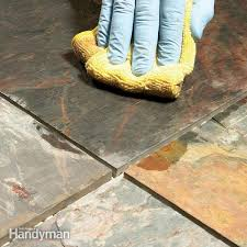 grouting the family handyman
