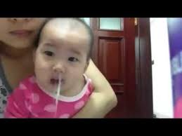 simple way clean baby s nose when the baby gets rhinitis