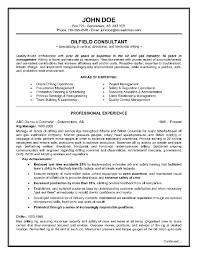 Canadian Federal Government Jobs Cv Visa Application Oilfield Consultant Resume Example Page 1 10 Sample
