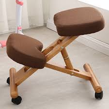 Ergonomic Kneeling Office Chair With Back by Ergonomic Kneeling Chair Metal Kneeling Chair Ergonomy Eifred