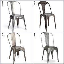 chaise industrielle maison du monde chaise style industriel archives color pastello