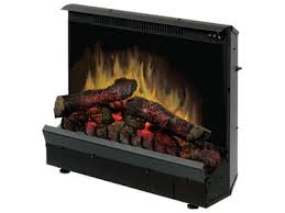 Dimplex Dining Room 23 Inches Deluxe Electric Fireplace Insert